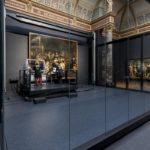 """Untersuchung der """"Nachtwache"""" (Rembrandt) im Rijksmuseum, Copyright Rijksmuseum"""