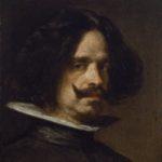 Velázquez, Selbstporträt, ca. 1640. Valencia, Real Academia de Bellas Artes de San Carlos