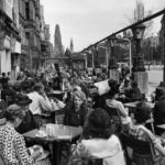 Robert Capa. Café Wien, Kurfürstendamm, Berlin, August/September 1945 © International Center of Photography/Magnum Photos
