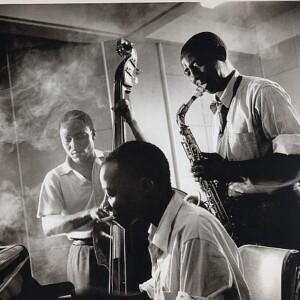Jürgen Schadeberg, The Three Jazzomolos, Johannesburg 1953