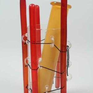 Ettore Sottsass. Vase Nr. 4 (2006), Designmuseum Gent